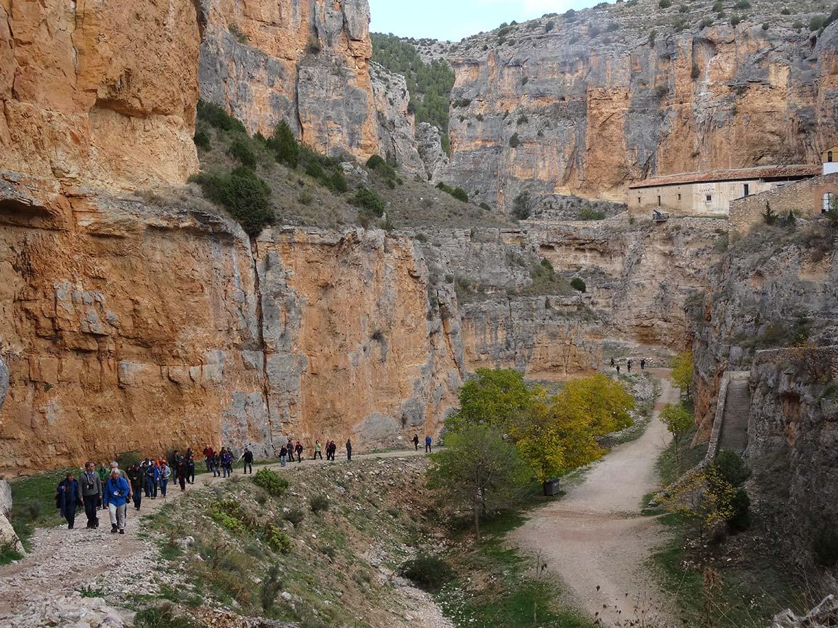 Excursiones y visitas calatayud hoces rio mesa1