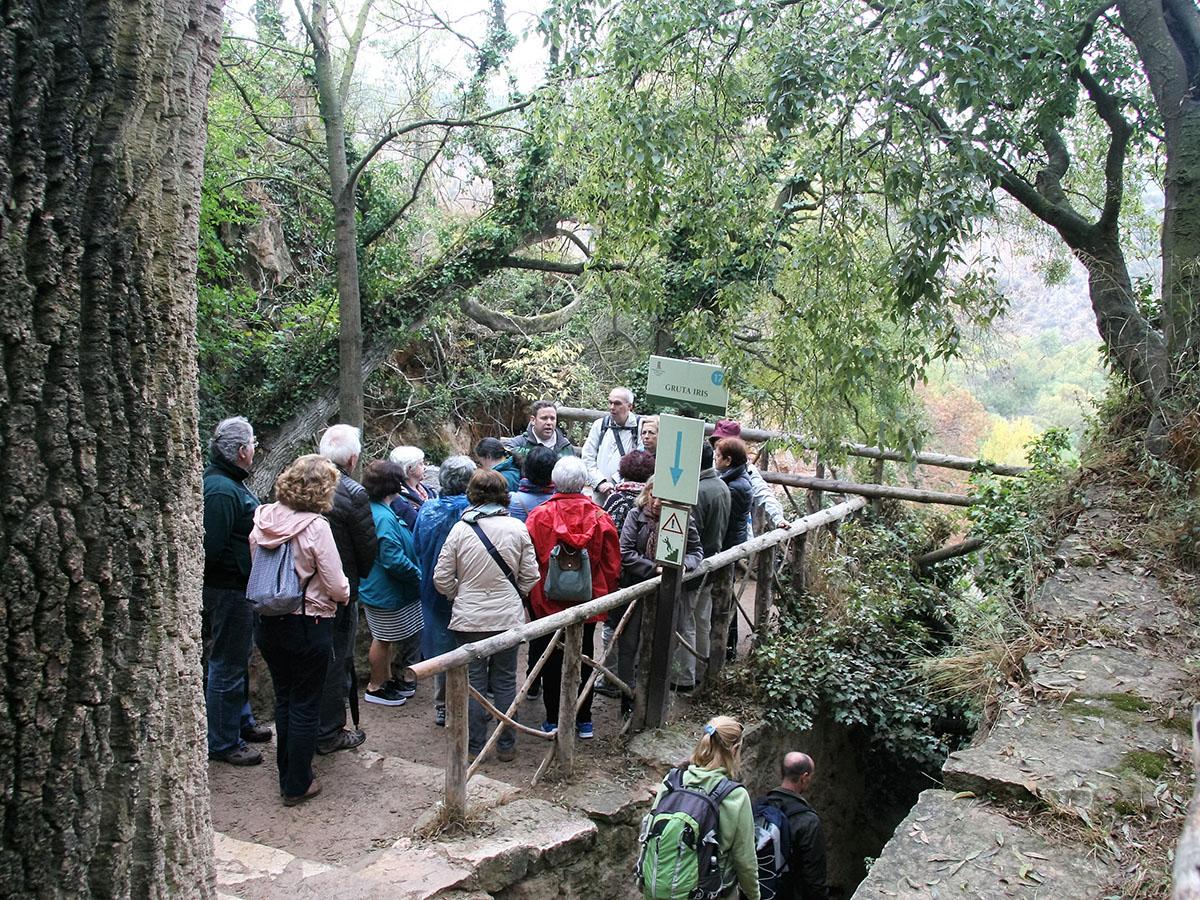 Excursiones y visitas calatayud monasterio de piedra4