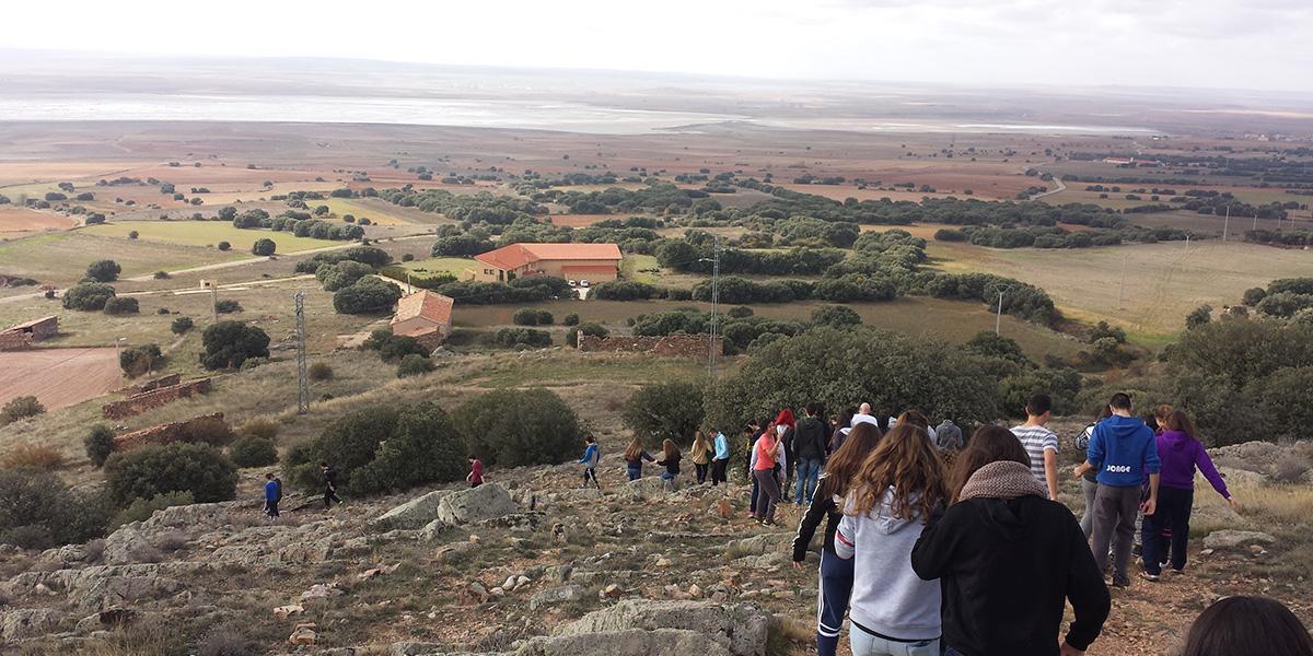 Excursiones y visitas laguna de gallocanta2
